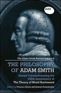 AU103.83 • Buy NEW BOOK The Philosophy Of Adam Smith By Vivienne Brown (2014)