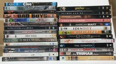 $ CDN19.07 • Buy Lot Of 19 Assorted DVDs Movies Variety