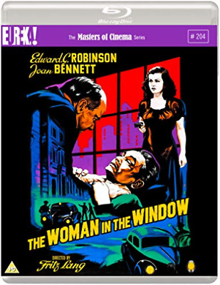 AU22.95 • Buy Woman In The Window BLU-RAY NEW