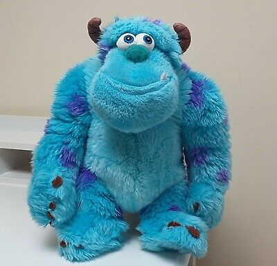 Disney Pixar Sully Large Plush Monsters Inc Soft Toy Store Stamped  • 15.99£