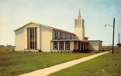 £3.31 • Buy Cookstown New Jersey~McGuire Air Force Base~Chapel~1960s Postcard