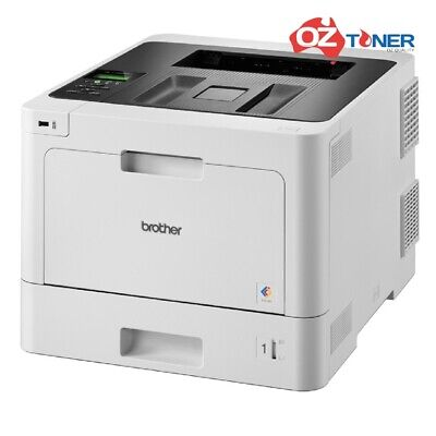 AU438 • Buy Brother HL-L8260CDW Color Laser A4 Wi-Fi Network Printer+Duplex+AirPrint 31PPM