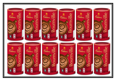 £33.99 • Buy Cadbury Bournville Cocoa Powder 12 X 250g Coffee Topping Or Baking