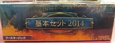 $130 • Buy MTG  M14 Core 2014 Japanese Booster Box  New/sealed