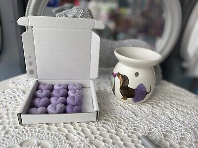 12 X INDIVIDUAL HIGHLY SCENTED WAX MELTS Zoflora Bluebell Woods Inspired • 2.25£