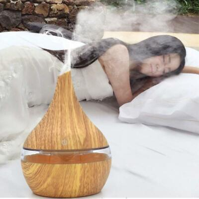 AU24.75 • Buy LED Aroma Essential Oil Diffuser Aromatherapy Ultrasonic Air Humidifier USB