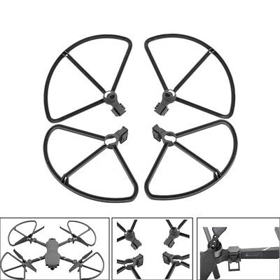 AU19.99 • Buy 4PC Light Propeller Guard Bumper For DJI Mavic 2 Pro Zoom RC Blades Protector MR