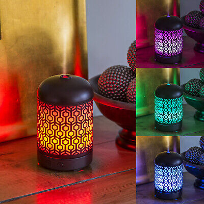 £14.99 • Buy Aqualina Colour Changing Led Essential Oil Aromatherapy Room Fragrance Diffuser