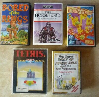 £2.29 • Buy Games For The Bbc Micro B Cassettes