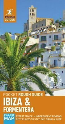 Pocket Rough Guide Ibiza And Formentera (Travel Guide) 9780241324707 | Brand New • 6.94£
