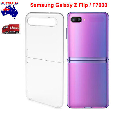 AU16.98 • Buy For Samsung Galaxy Z Flip 4G Case Shockproof Rugged Clear Slim Protective Cover