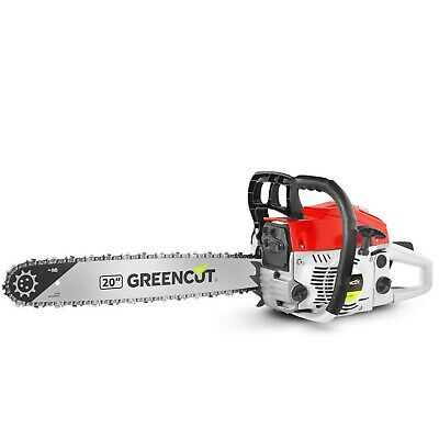 View Details Greencut Chainsaw, Red, GS620X 62 Cc • 129.99£