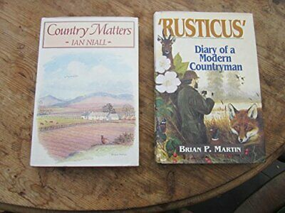 Country Matters, Ian Niall, Used; Good Book • 3.49£
