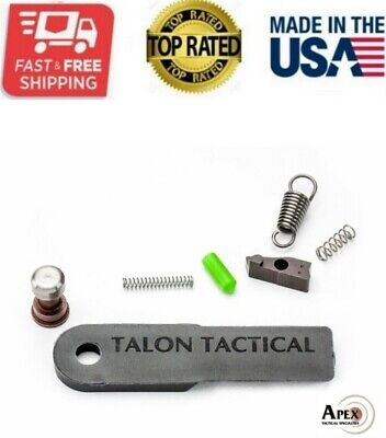 $89.95 • Buy * New Apex Tactical 100-076 Duty/carry Trigger Kit For S&w M&p Shield 9/40
