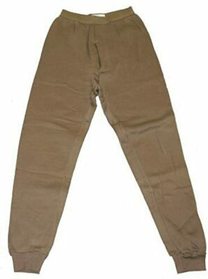 $19.95 • Buy Genuine U.s Military Army Cold Weather Polypropylene Under Pants Size Large