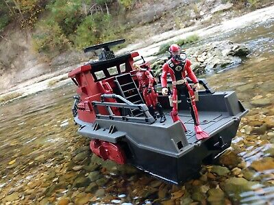 $ CDN114.99 • Buy CUSTOM Hasbro GI Joe Cobra Chap Mei Boat Free Shipping!