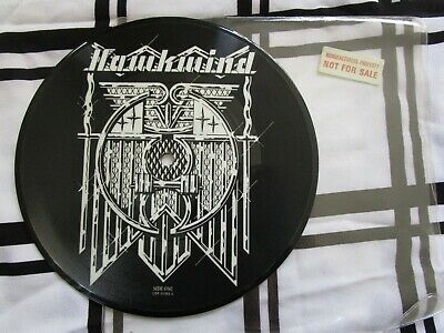 Hawkwind – Silver Machine Label: Liberty – UPP 35381 Picture Disc 7inch Single • 15£