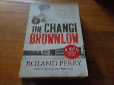 AU8 • Buy The Changi Brownlow - Roland Perry
