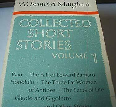 £4.08 • Buy Collected Short Stories Of W. Somerset Maugham Paperback W. Somerset Maugham