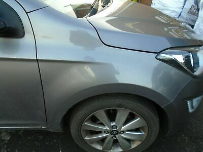 12 Hyundai I20 Style 5 Door Offside Front Bare Wing-grey 12-14 Breaking Car • 99.99£