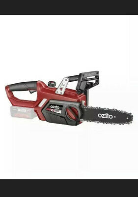View Details Ozito PXCCSS-018U Power X Change Cordless Chainsaw 250mm 18V Lithium Ion • 95.00£