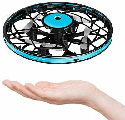 AU64.93 • Buy Hand Operated Drones For Kids Toddlers Adults, Mini LED Hands Drone For Kids