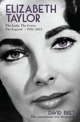 £3.59 • Buy Elizabeth Taylor By Bret, D Book The Cheap Fast Free Post