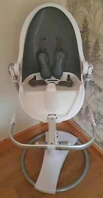 Bloom Fresco Chrome White Highchair & Accessories **Collection Only** • 250£