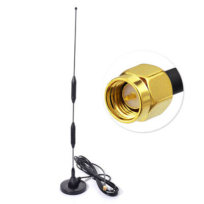 For Robustel M1000 USB Cellular Modem External Magnetic Antenna SMA Adapter 11db • 20.27£