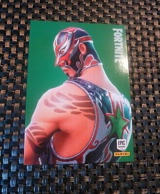 $ CDN2.86 • Buy Panini Fortnite Trading Cards / Series 1 / EPIC : MASKED FURY 179 : NEW
