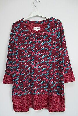 £14.95 • Buy New Mistral Printed Tunic Top Size 8 - 20