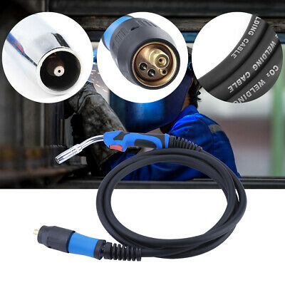 MIG WELDER EURO TORCH CONVERSION KIT MB25 4M FOR GAS METAL ARC WELDING Device • 31.52£
