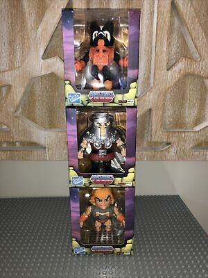 $29.99 • Buy Loyal Subjects Masters Of The Universe Wave 2 Action Vinyl Lot Of 3