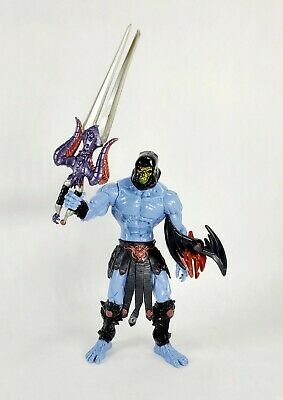$17.99 • Buy Masters Of The Universe Spin Blade Skeletor Action Figure 2001 Incomplete