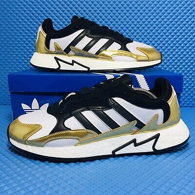 $ CDN76.40 • Buy Adidas Tresc Run Boost (Men's Size 12) Athletic Running Workout Sneaker Shoe