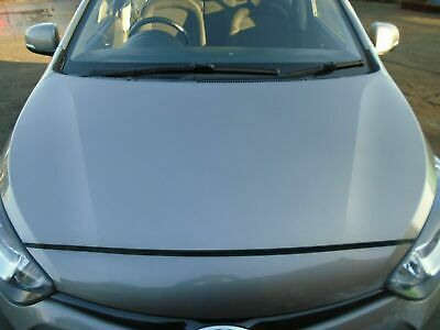 12 Hyundai I20 Style 5 Door Bare Bonnet Panel-grey 08-14 Breaking Car • 99.99£