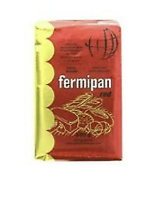 Yeast Fermipan Red DRIED INSTANT 10g 25g 50g 100g 200g 500g 1kg Bread Baking New • 12.23£