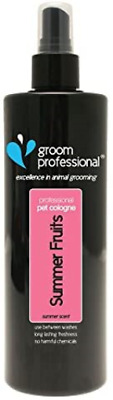 GROOM PROFESSIONAL Summer Fruits Cologne 500ml • 15.89£