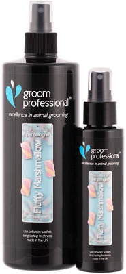 GROOM PROFESSIONAL Fluffy Marshmallows Pet Cologne 500ml • 15.89£