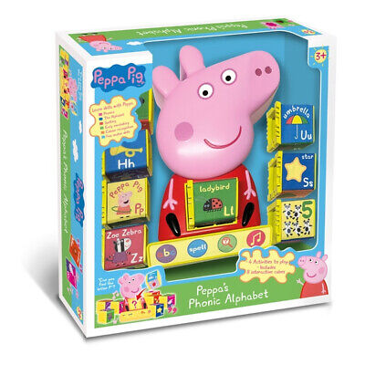Peppa Pig Phonic Alphabet Interactive Toy • 22.99£