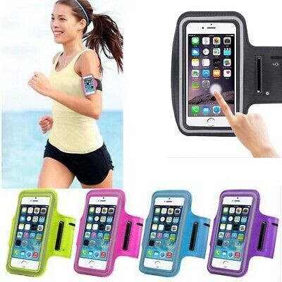 £4.98 • Buy Apple Gym Running Armband Jogging Sports Exercise Holder For 11 12 SE XR XS MAX