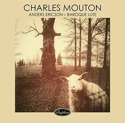 MOUTON, CHARLES-Pieces For Baroque Lute - Anders Ericson, Lute CD NEW • 13.27£