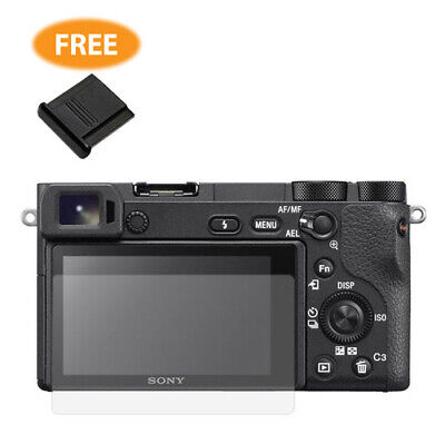 $ CDN4.93 • Buy Premium LCD Screen Protector Cover For Sony Alpha ILCE-7 A6600 A6500 A6400 A6300