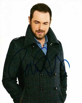 £29.95 • Buy Danny Dyer SIGNED 10X8 PHOTO Eastenders AFTAL COA (A)