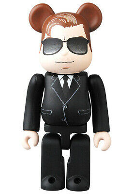 $7.99 • Buy Medicom Bearbrick Be@rbrick 100% Series 38 Hero Men In Black Agent H S38 Toy