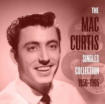 £11.85 • Buy Mac Curtis : The Mac Curtis Singles Collection: 1956-1965 CD (2018) ***NEW***
