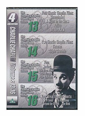 Charlie Chaplin Collection [DVD] - DVD  LSLN The Cheap Fast Free Post • 3.49£