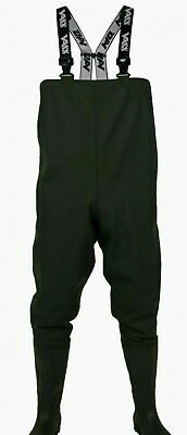 £53.99 • Buy VASS TEX Performance Fishing Chest Waders (600 Series)ALL SIZES