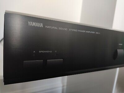 Yamaha MX-1 Power Amplifier • 950£