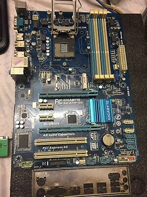 AU145 • Buy GIGABYTE GA-Z77P-D3 Socket 1155 Intel Motherboard